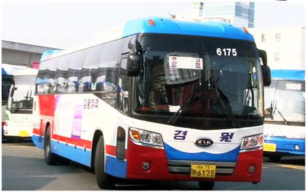 地球バス紀行 韓国 プサン Pusan