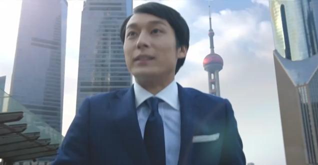 池田泉州銀行 上海篇 中国