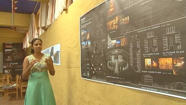 アジアンスマイル 目指せリゾート建築家 スリランカ