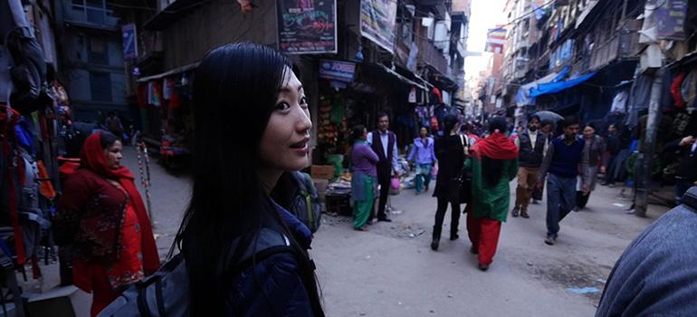 壇蜜 死とエロスの ネパール