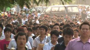 未来世紀ジパング 中国 デモ