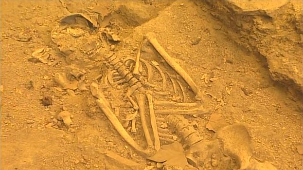 千年の帝国ビサンティン 砂漠の十字架に秘められた謎 中国ロケ
