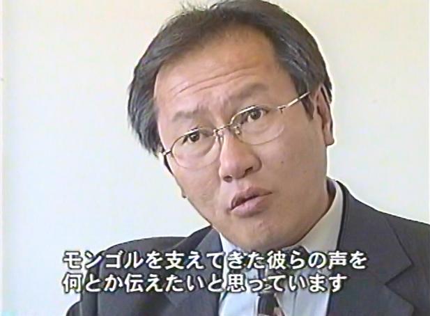 NHK アジアフーズフー 人々の声を伝えたい 民間テレビ局奮闘記 ソルギ―ン・アルタイ モンゴル
