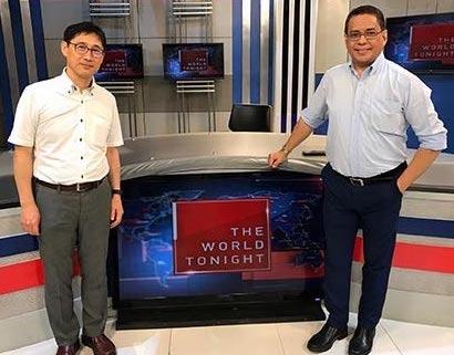 キャッチ 世界 の トップ ニュース